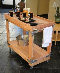DIY Trend: Bar Carts - DIY Done Right