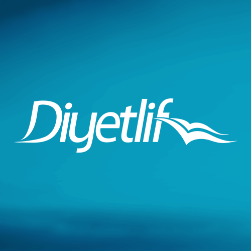 diyetlif mavi logo