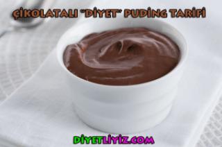 diyet puding