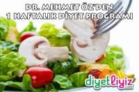 dr. mehmet öz diyet listesi