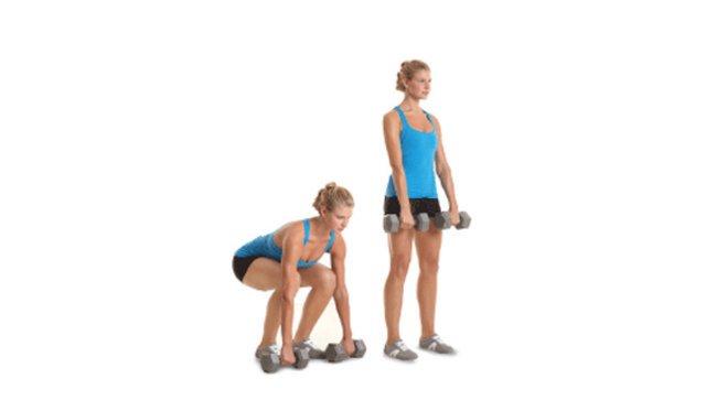 Bacak Kalça Egzersizleri