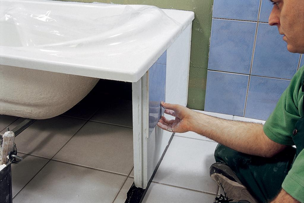 Habillage D 39 Une Baignoire Habillage De Baignoire A Carreler
