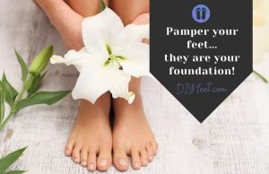 pamper your feeet