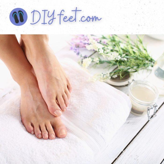 skincare for feet