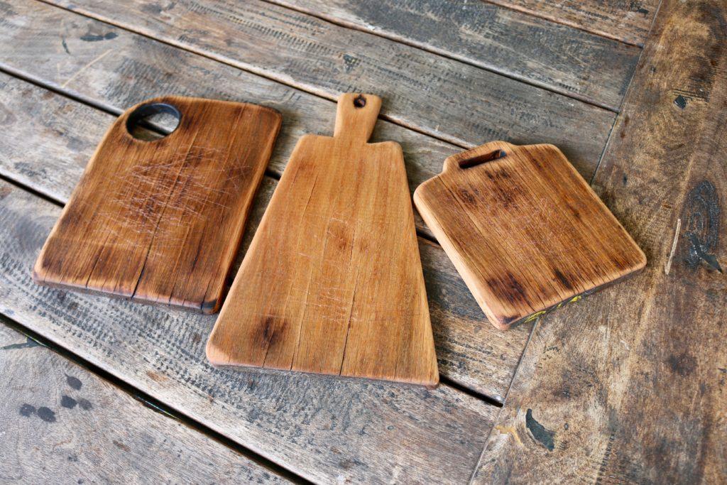 Pallet Wood Cutting Board