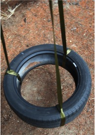 DIY Tire Swing  DoItYourself Fun Ideas