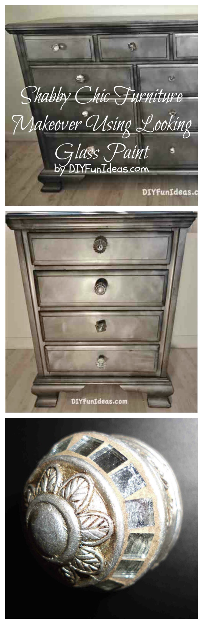 Shabby Look Paint Shabby Chic Redecorating On A Budget How To Make