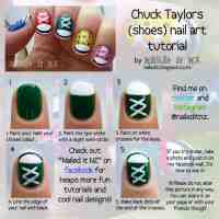 Cool Nail Art For Short Nails - Tons of Tutorials - Do-It ...