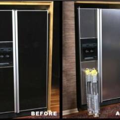 Inexpensive Kitchen Backsplash Light Fixtures Lowes 5 Diy Stainless Steel Makeovers On The Cheap - Do ...
