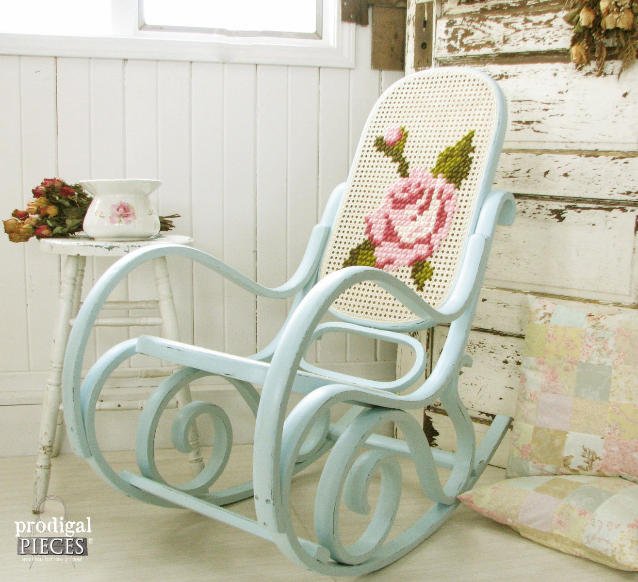 Rockin Chair Rockin 39 Rocking Chair Makeover Diy Furniture Makeovers