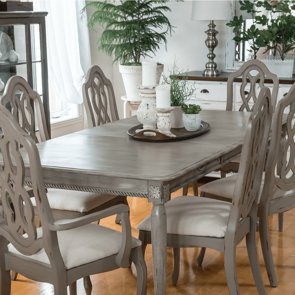 All In The Details - Table Makeover - DIY Furniture Makeovers