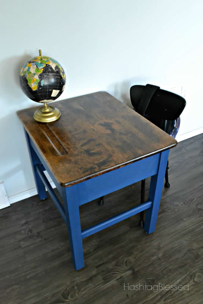 Cool for School  Desk Makeover  DIY Furniture Makeovers