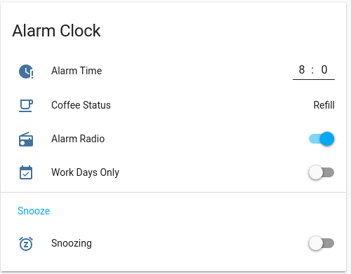 My Node-Red Smart Alarm Clock with Snooze - DIY Futurism