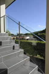 Semi-Frameless-Balustrade