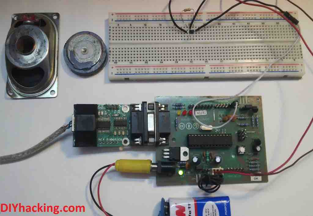 Garage Door Switch Schematics A Simple Guide To Using A Hall Effect Sensor With Arduino