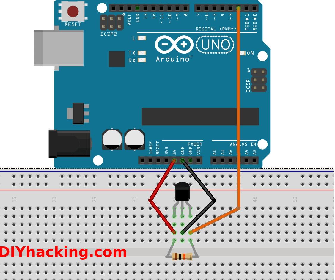 Hall Effect Magnetic Sensors For Arduino Hall Sensor Circuit