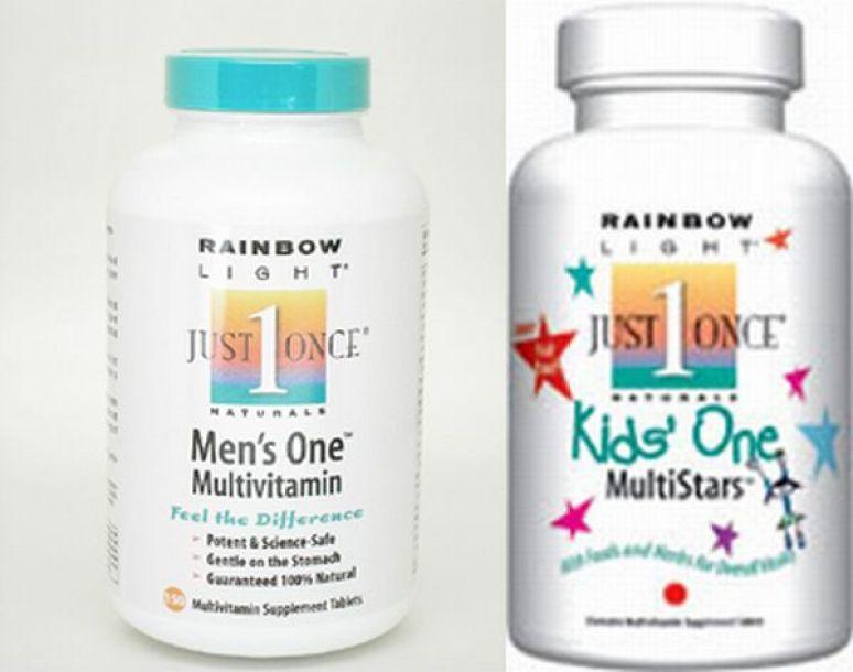 Just Once Multiple Vitamins