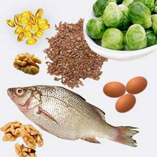 Omega 3 fats