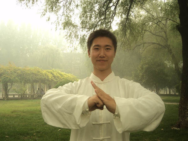 Tai chi as part of cancer treatment