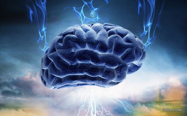 Illustration of Brain Storming