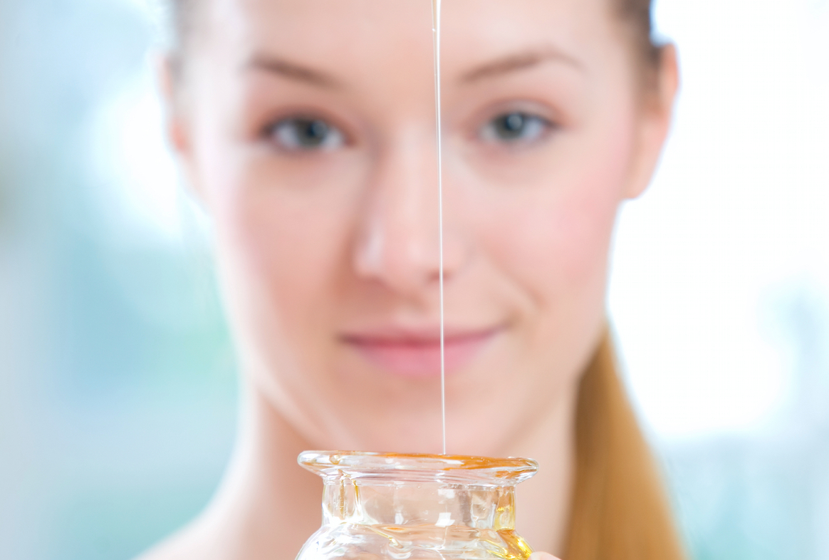 Using Honey for Skin