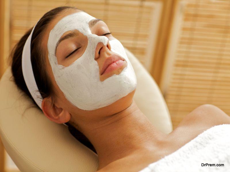 Easy Egg White face mask