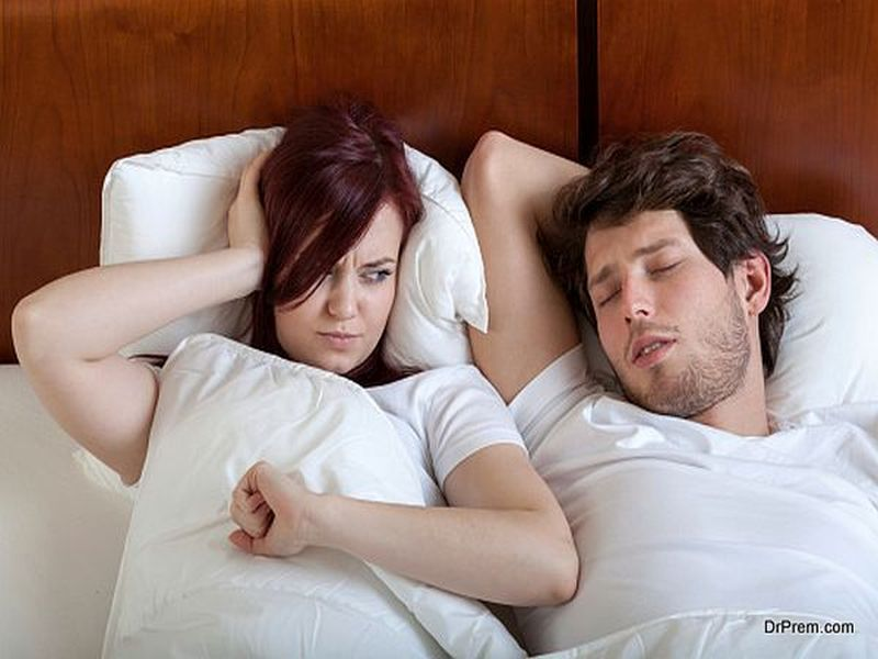 snoring is affecting relationships (1)