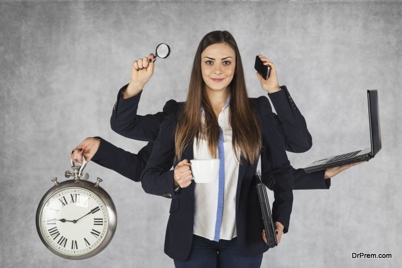 Practice better time management