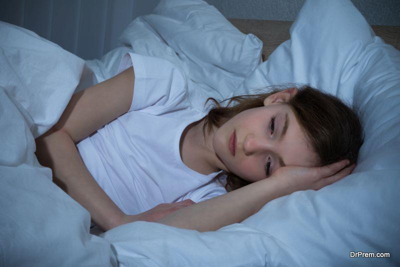 Sleep-deprivation