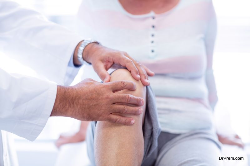 knee replacement therapy
