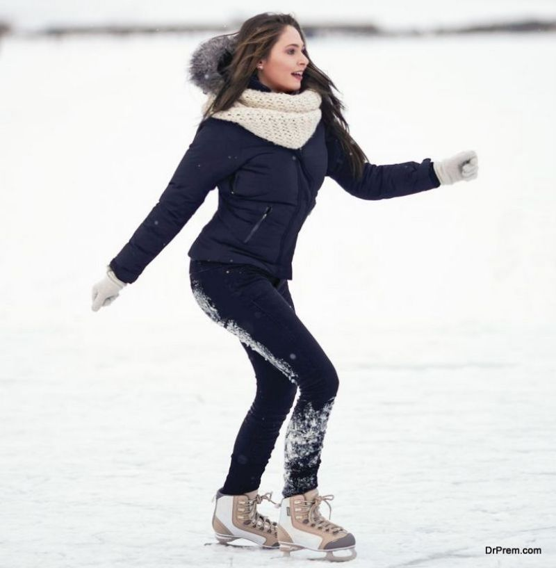 Recreational Ice Skating