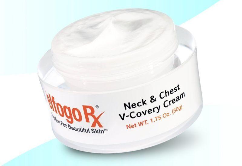 Delfogo Rx Neck & Chest Cream