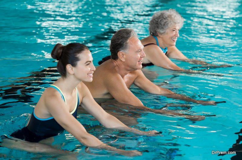 best aquatic exercise options