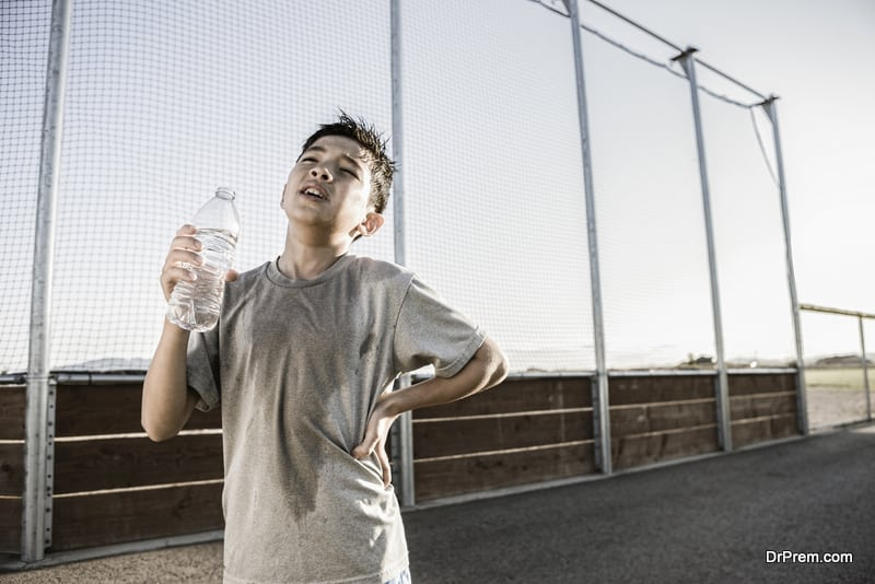Heat Stroke in Children