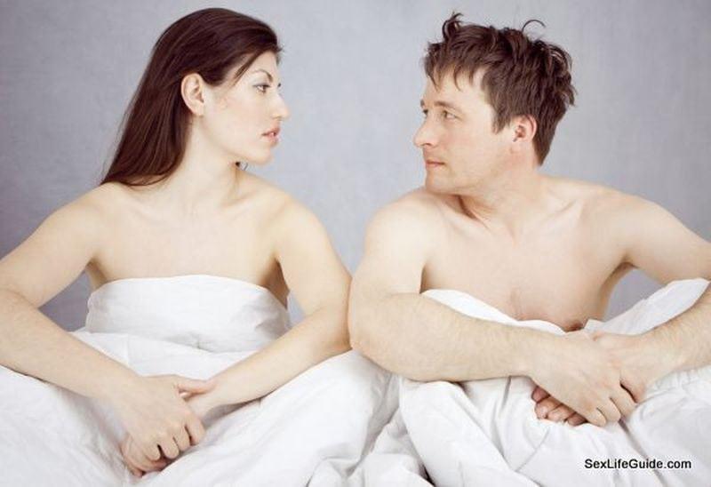 Decreased Sexual Desire