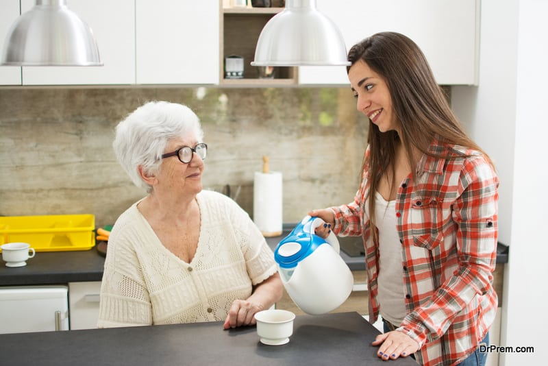 Caring of Aging Parents
