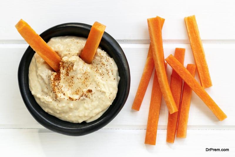 Carrot-dip-for-vegetables