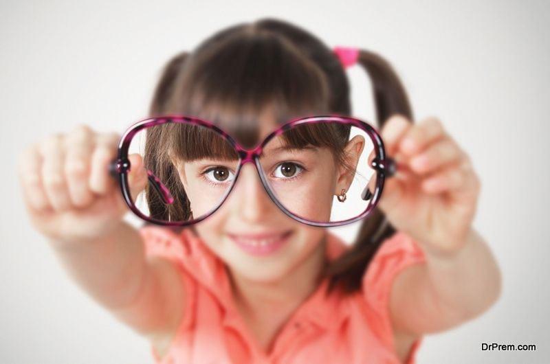 Protect Your Child's Eyesight