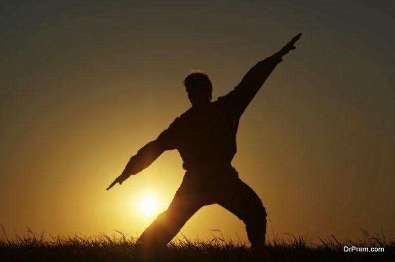 How qigong tai chi heals