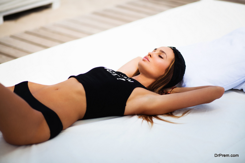 Relaxing your body and mind