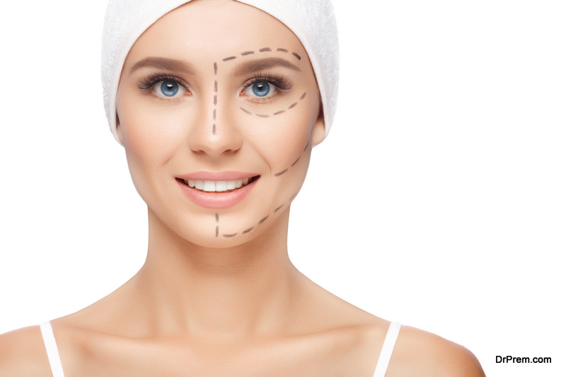 invasive procedure contrary to plastic surgery