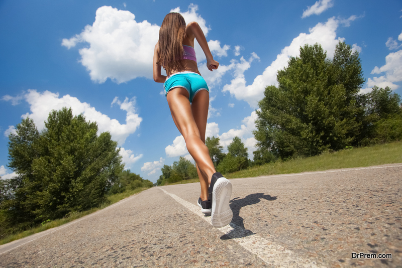 Runner's Guide To Foot Care
