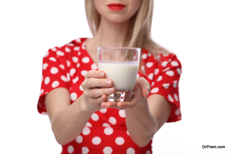 use of dairy products