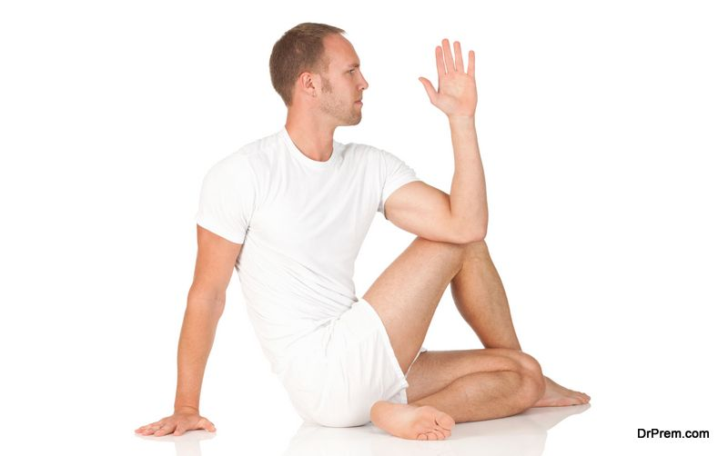Benefits of Yoga For Men