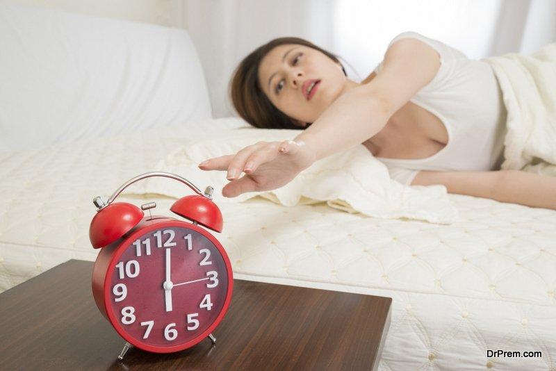 Create a Healthy Sleep Routine