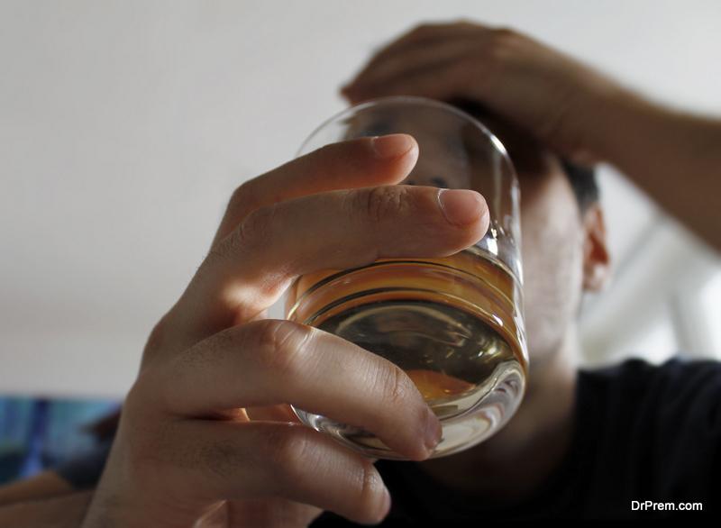 Drinking or Smoking