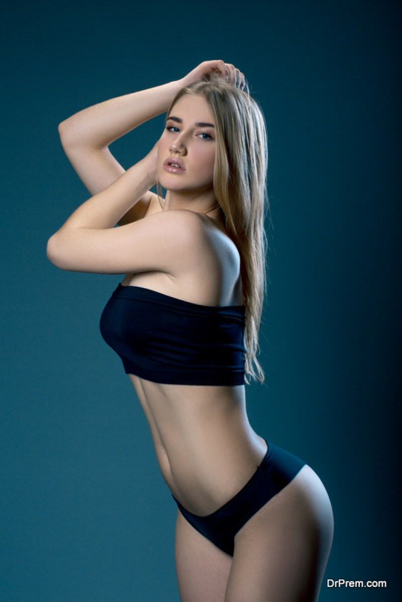 body image pressurizing the models