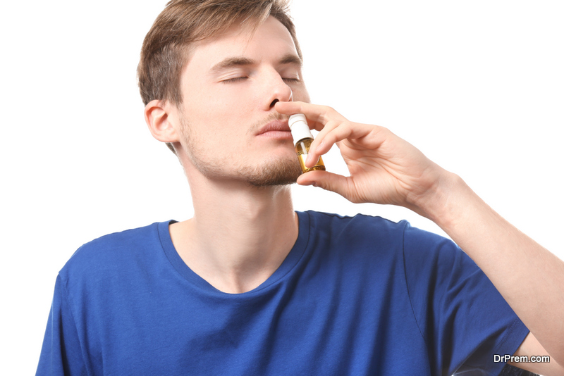 side effects associated with nasal spray