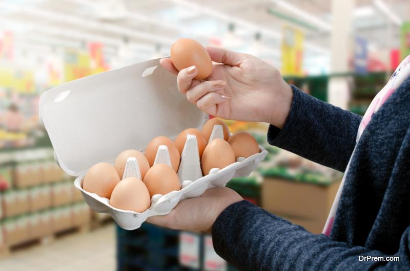 healthiest eggs