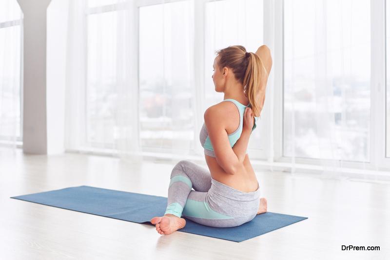 Yoga Asanas Times Excessive Bleeding Menstruation1